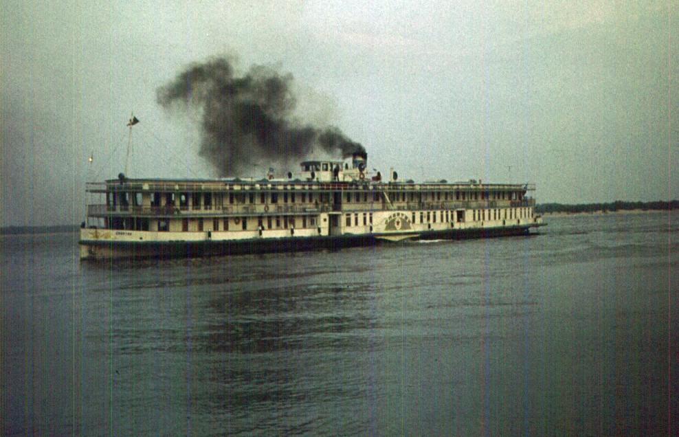 фильм о речной лодки